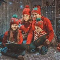 С Новым годом! :: Юлия Гасюк