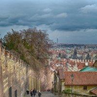 Новая Замковая Лестница,Прага :: Priv Arter