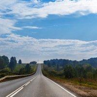 Дороги, дороги... :: Андрей Пугачев