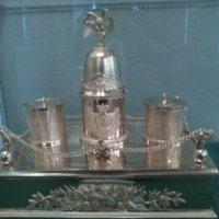 Чернильный набор царя Александра 1. (музей Петропавловская крепость). :: Светлана Калмыкова