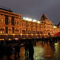 Первый день нового года :: Андрей Лукьянов