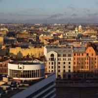 Город с высоты :: Aнна Зарубина