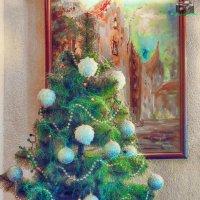 С новым годом . благополучия , радости и крепкого здоровья :: Игорь Касьяненко