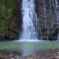 водопад Змейка :: leoligra