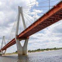Муромский мост через Оку :: Дмитрий Сиялов