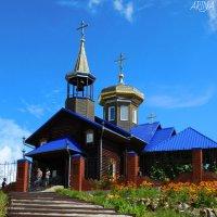 Церковь :: Арина Саенко
