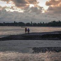 На закате :: Евгения Кирильченко