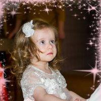 маленькая принцесса :: Марина Ломина