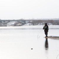 на реке :: Лена *