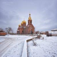 Дорога к Храму... :: Антон Сологубов