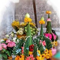 Храм, Жертвенные Цветы :: Alexander Dementev