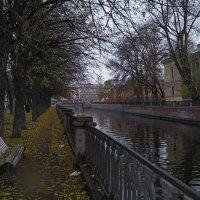 На набережной канала Грибоедова... :: Владимир Ильич Батарин