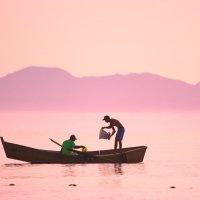 рыбалка на восходе :: Ирина Смирнова