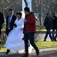 чужая свадьба :: Олег Лукьянов