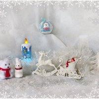 С Новым Годом! :: Наталья Джикидзе (Берёзина)