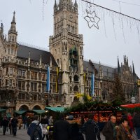 Christmas time, Munich, Germany, 12\\2016 :: Olga Chertanovskaya