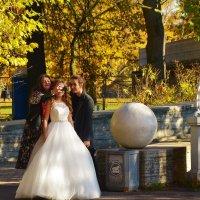 Селфи с невестой... :: Sergey Gordoff
