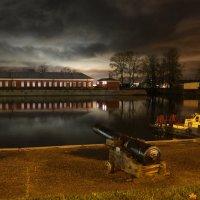 Ночь у Итальянского пруда :: Ольга