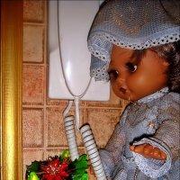 У куклы Юли Новый год! :: Нина Корешкова