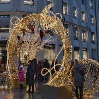 Новогодняя Москва :: Анастасия Смирнова