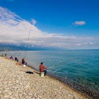 Рыбаки ловили рыбу ... :: Алексей Лейба