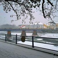 Зимний Ужгород :: Сергей Форос