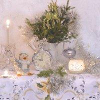 Я люблю...когда зима приходит... :: Валентина Колова