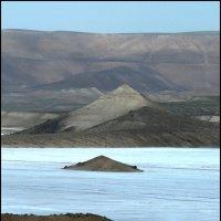 Соляное озеро.Бадхыз :: Ахмед Овезмухаммедов