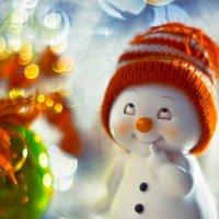 С Новым годом! :: Юлия Густерина ...