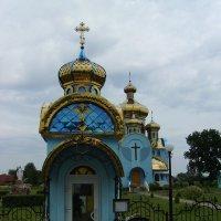 Часовня   в   Одаях :: Андрей  Васильевич Коляскин