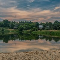 На закате :: Лариса Березуцкая