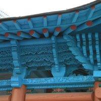 Дунганская мечеть в г.Каракол, Киргизия :: GalLinna Ерошенко