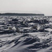 ледяные оковы! :: Ирина Антоновна