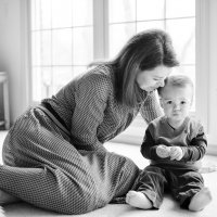 Главное - мама рядом :: Anna Shevtsova