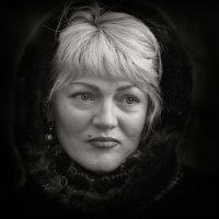 Женский портрет :: Юрий Гординский