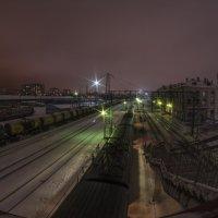 Станция Рязань 1 :: Роман Шершнев