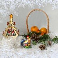 Всем удачи,здоровья,богатства в Новом году! :: Наталья Джикидзе (Берёзина)