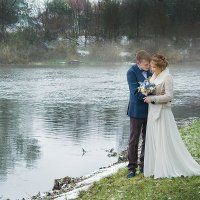 Осенняя свадьба :: Рола Kарут