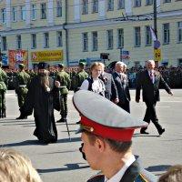 Первые лица... :: Андрей Головкин