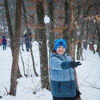 В меня летит снежок :: Nyusha