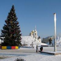 Зима в старинном подмосковном городе :: Grey Bishop