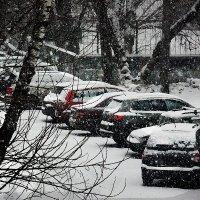 ..в моём городе снег...))) :: Ира Егорова :)))