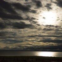 Вид на Хубсугул при луне :: Константин Огнев