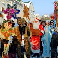 Со светлым Рождеством! :: Vladimir Semenchukov
