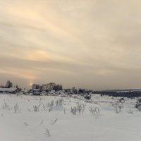 На семи ветрах, укрыта в снегах :: cfysx