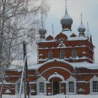Церковь :: Александр Попков