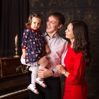 Семейная фотосессия :: Алёна Абросимова