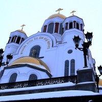 """С праздником """"Рождество Христово"""" :: Виктор Коршунов"""