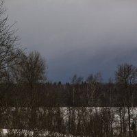 темный облака :: Алексей Горский