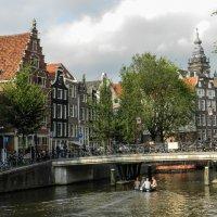Амстердам моими глазами... :: Юрий Поляков